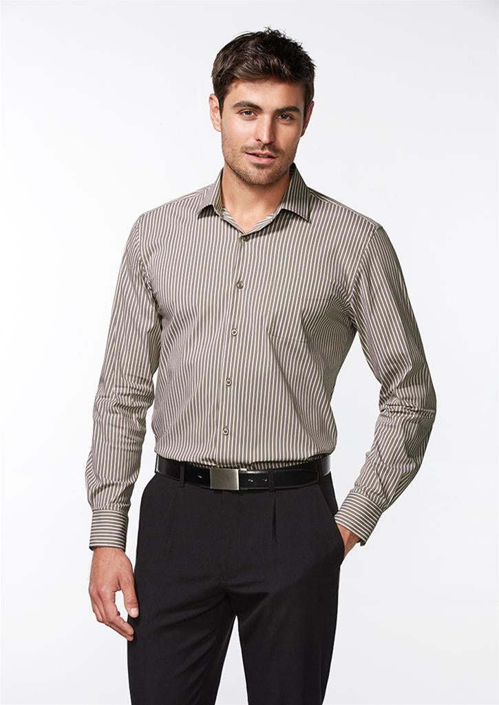 Mens Zurich Long Sleeve Shirt