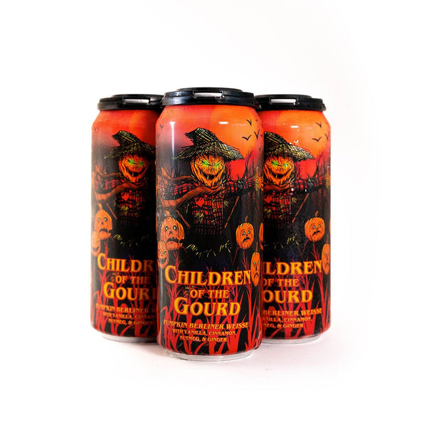 4 Pack Cans - Children of the Gourd