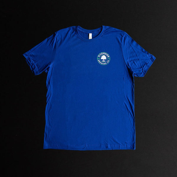 T-Shirt - Angler's End Team Navy