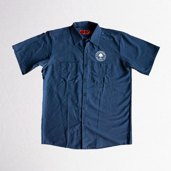 Brewery Work Shirt (Grey)