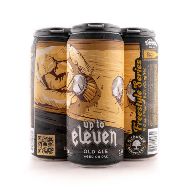 4 Pack Cans - Up To Eleven