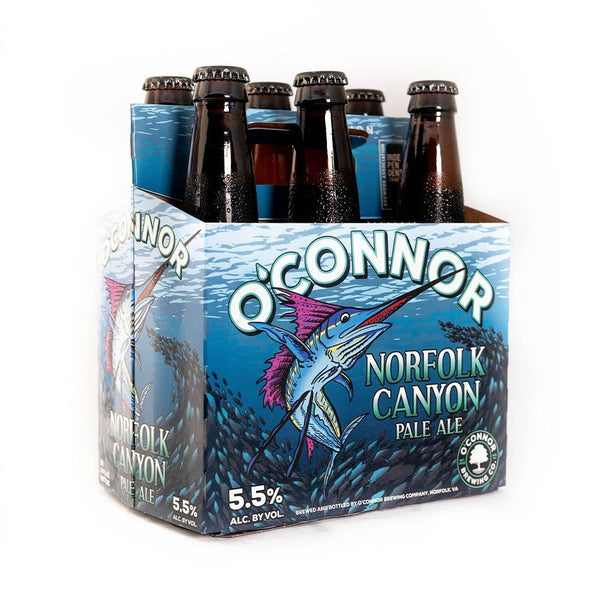 6 Pack Bottles - Norfolk Canyon