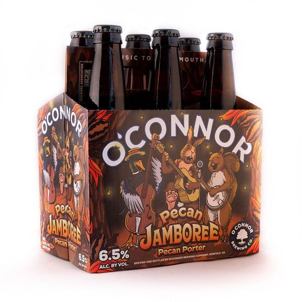 6-Pack Bottles - Pecan Jamboree