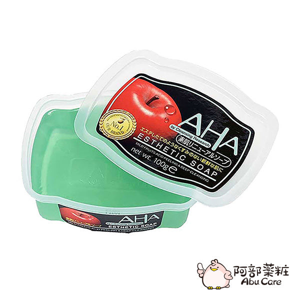 BCL AHA Cleansing Research 果酸美容香皂 100g
