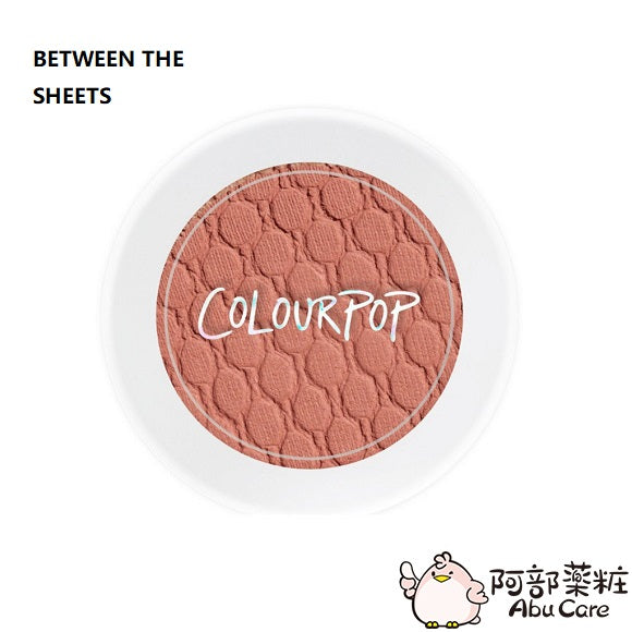 COLOURPOP Super Shock Cheek 單色胭脂