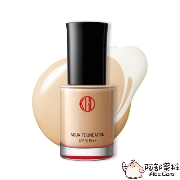 Koh Gen Do/江原道 水漾美肌粉底液 002# 30ml