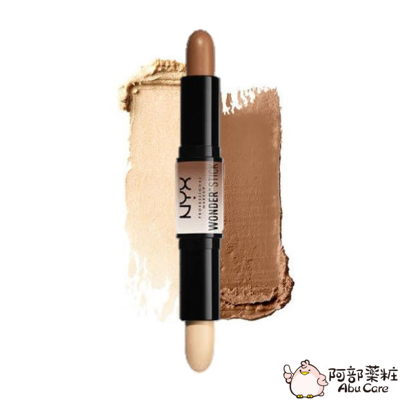 NYX WONDER STICK Highlight & Contour Stick雙頭修容筆 4g