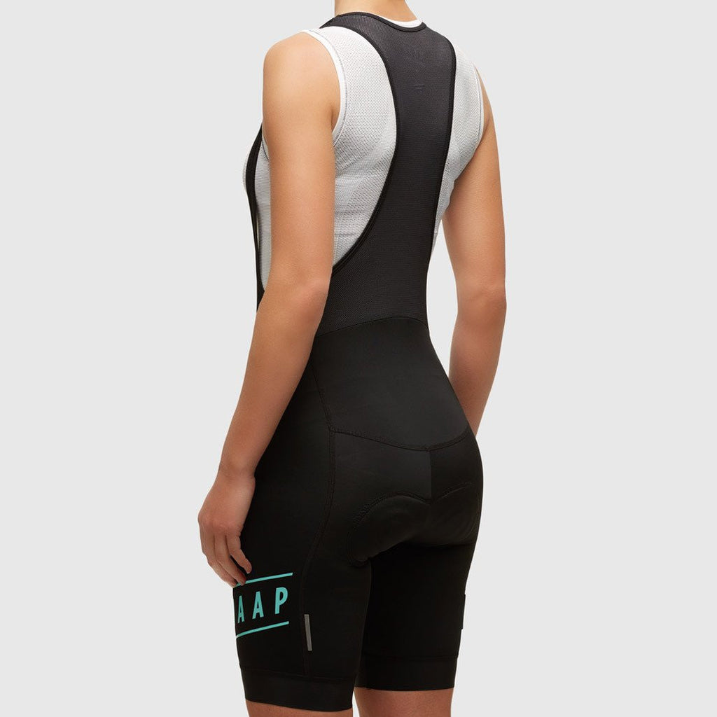Women's Team Bib Short Black