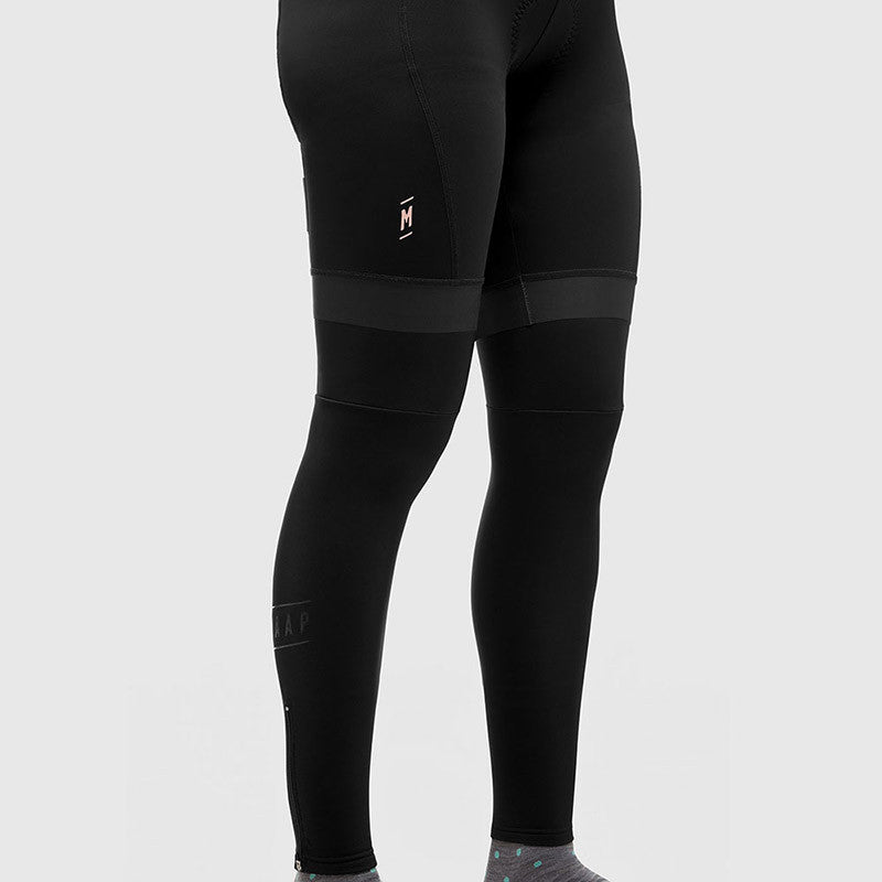 Women's Team Leg Warmers Black