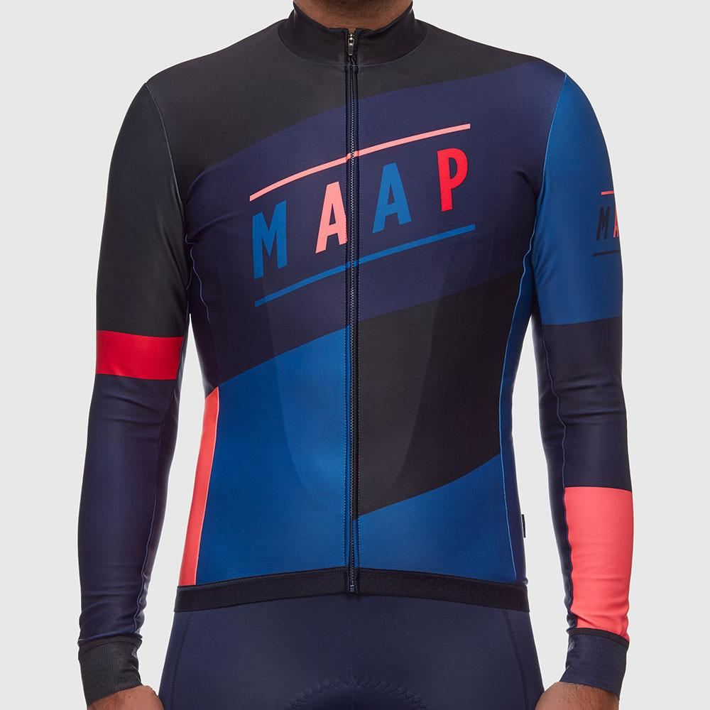 New Fields Winter Long Sleeve Jersey