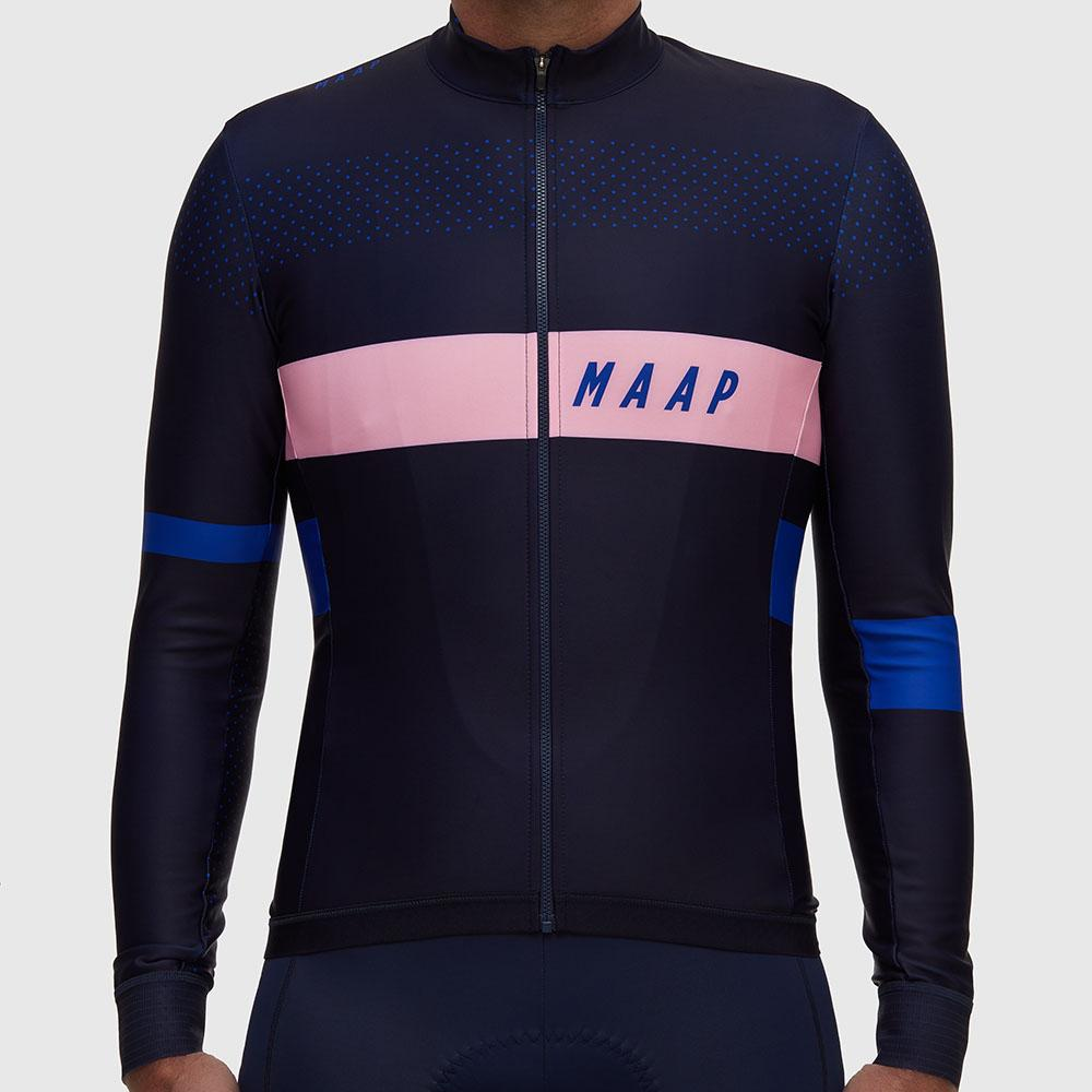 Course Winter Long Sleeve Jersey