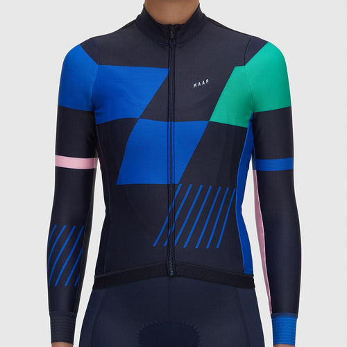 Women's Prism Winter Long Sleeve Jersey
