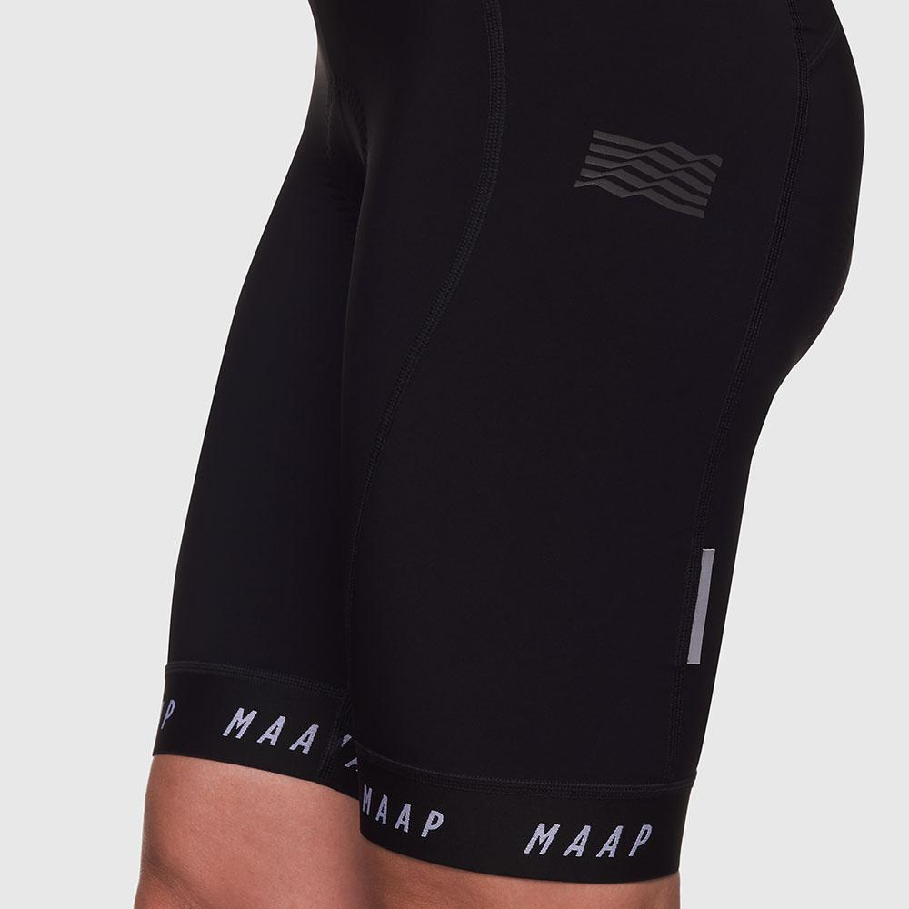 Women's Pro Bib Short Black