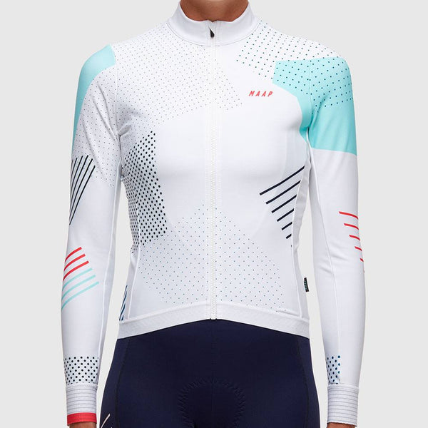 Women's 22 Degree Winter Long Sleeve Jersey