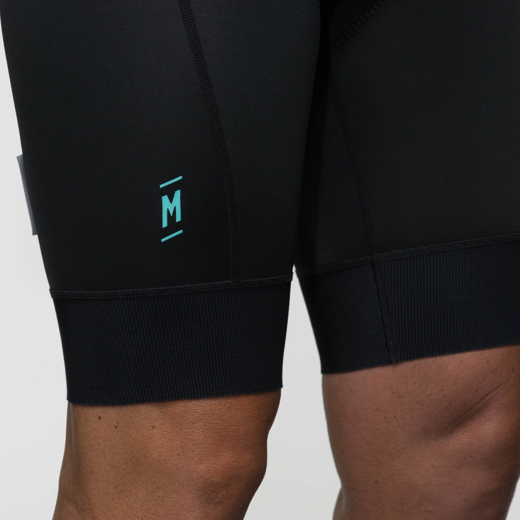 Team Bib Short Black