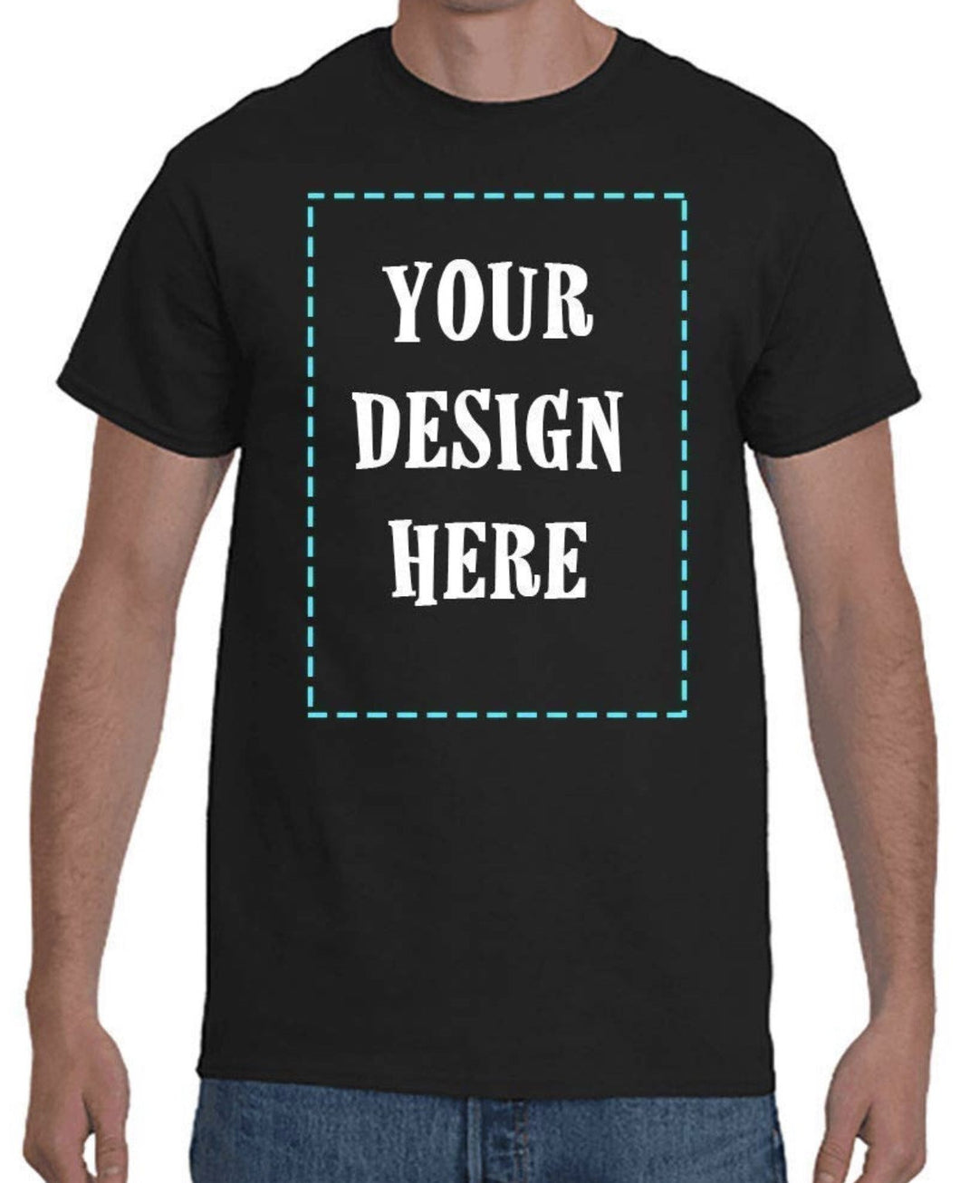 Custom T-shirts – Make Your Own Tee Shirt Design here - Customized