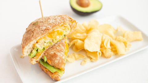 Spicy Avocado Crunch