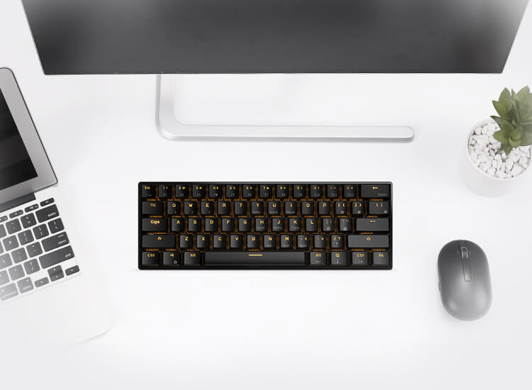 best 60 keyboard for gaming