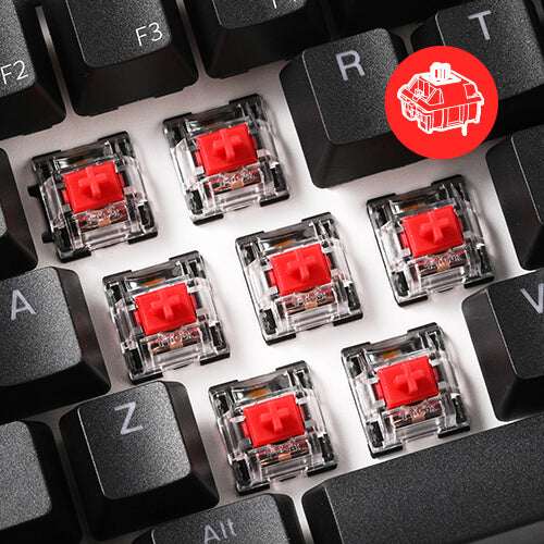 rk61 red switches