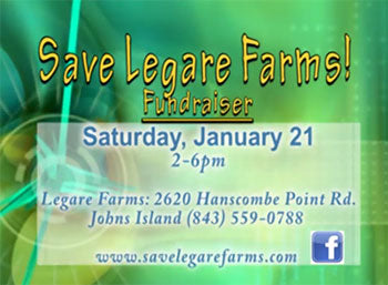Save Legare Farms