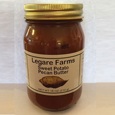 Sweet Potato Pecan Butter