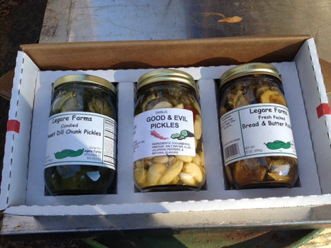 Combo Gift Pickle Box   (select 3 products)