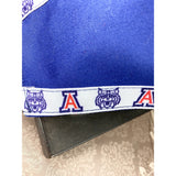 Handsewn Face Mask with Filter Pocket, Bendable Nose Wire, & Adjustable Elastic - University of Arizona Wildcats - 5 Sizes