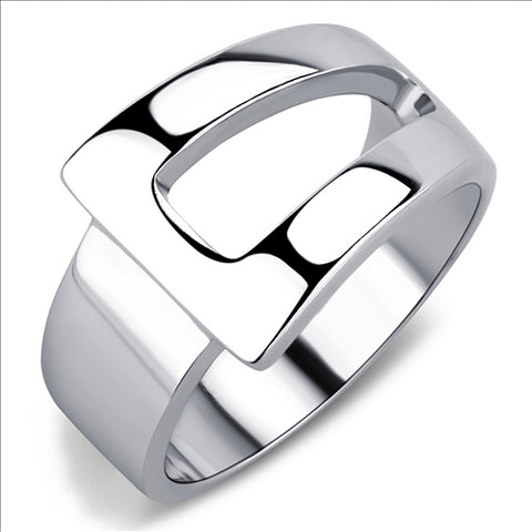 Stainless Steel Belt Buckle Ring