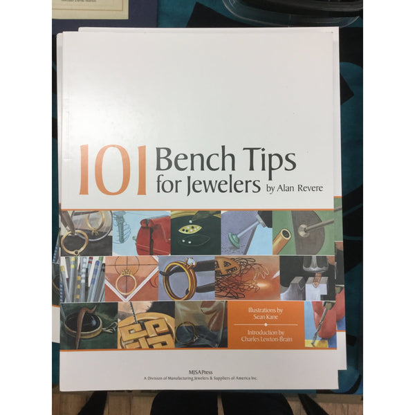 Revere-101 Bench Tips for Jewelers
