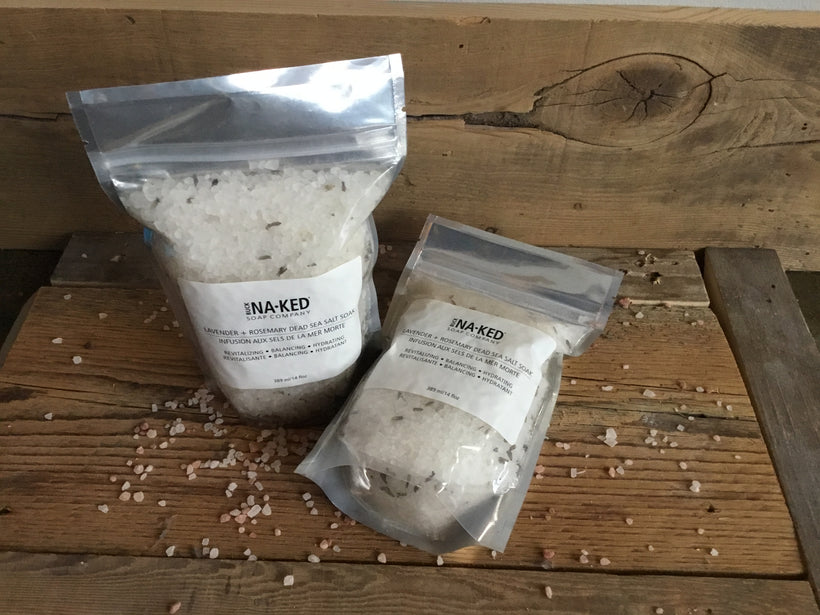 BATH SALTS | BATH SOAKS