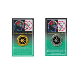 Quantum Shield Anti Radiation Protection Smartphone Stickers (50pcs)