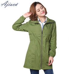 Premium Women's Electromagnetic Radiation Shielding Zipper Coat