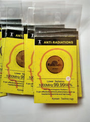 24K-Gold RadiSafe anti radiation stickers (100pcs)
