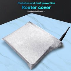 Radiation Shielding Wireless Router Cover