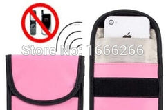 Anti-electromagnetic mobile case