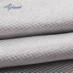 100% silver fiber plaid anti-electromagnetic shielding covering