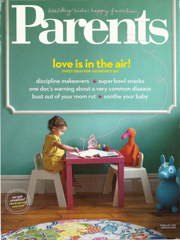 Anuja Tolia Parents Magazine