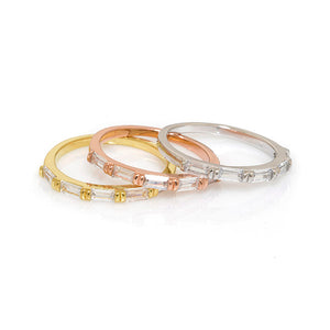 Ice Stackable Ring