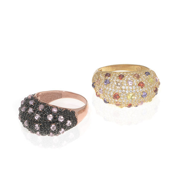 Polk A Dot Ring