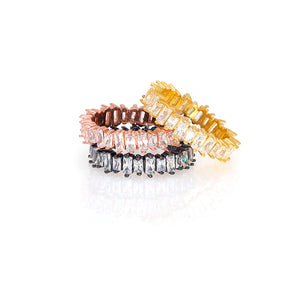 Baguette Stackable Ring