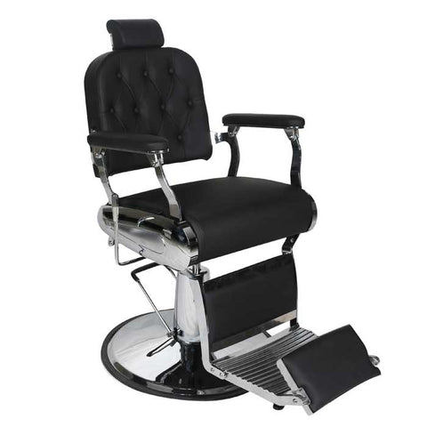 Empire Barber Chair Black