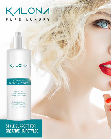 Kalona Volumising Salt Spray (250 ml)