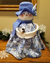 Load image into Gallery viewer, Ginger the Snowlady