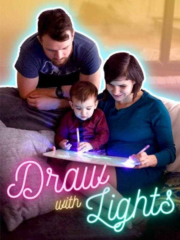 Draw With Lights!