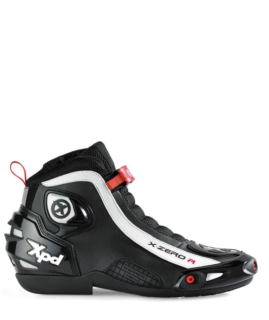 Xpd X-Zero R Boots - Black Red online India