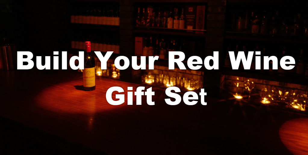 Select 3 or More wines to Build Your Red Wine Gift Set
