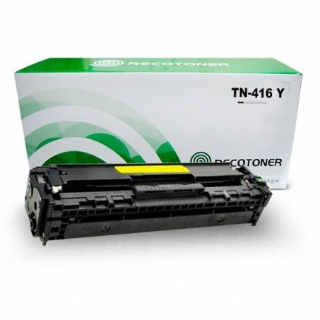Toner Brother TN-416Y Amarillo