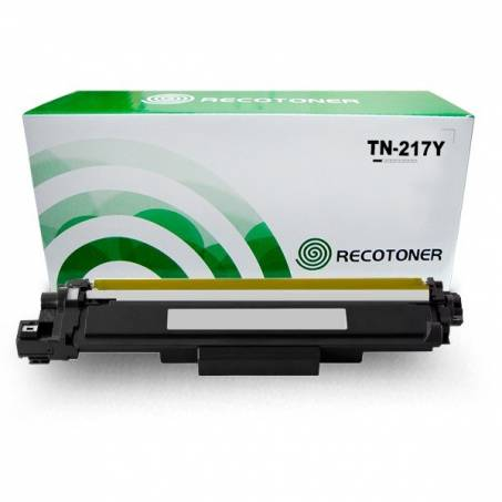 Toner Brother TN-217Y Amarillo