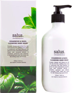 Cedarwood and Basil Cleansing Hand Wash