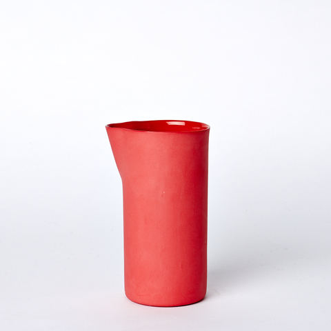 MUD Carafe Small Red